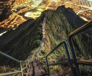travel, hawaii, and trip image