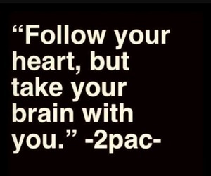 quotes, 2pac, and heart image