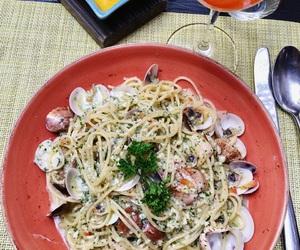 lima, sea food, and peruvian food image