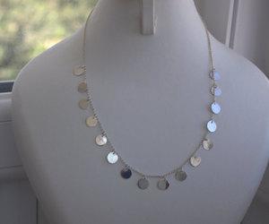 geometric necklace
