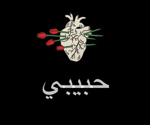 arabic, edit, and heart image