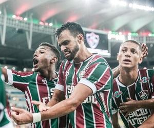 brasil, futebol, and fluminense fc image
