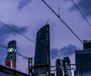 blue, city, and header image