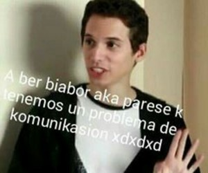 bnt, reaction pic, and pablo agustin image