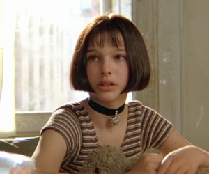 girl, movie, and leon the professional image