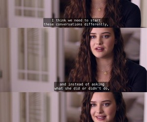 13 reasons why, hannah, and hannah baker image