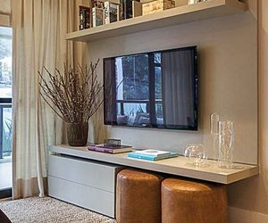 home, tv, and decor image