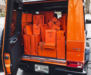 luxury, car, and hermes image