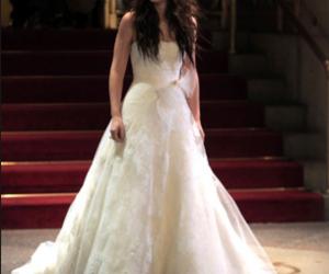 gossip girl, blair waldorf, and wedding image