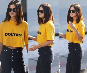 selena gomez, casual, and fashion image