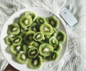 kiwi, fruit, and iphone image