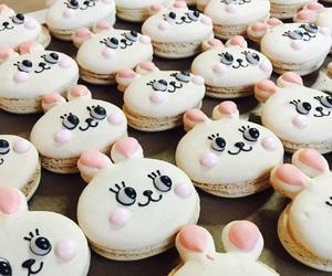 adorable, bunny, and cake image