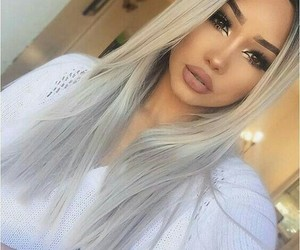 beautiful, face goals, and color image