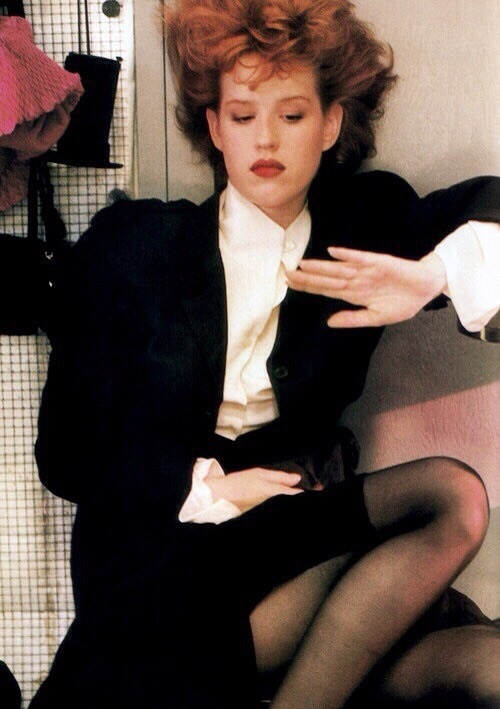 80s, Molly Ringwald, and 90s image