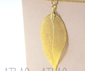 etsy, filigree, and leaf jewelry image