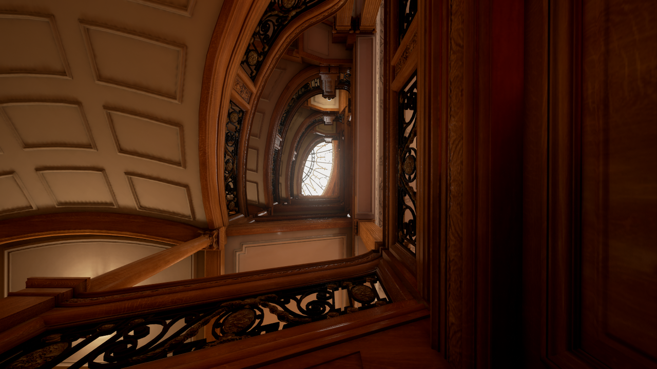 Picture of: Grand Staircase Uploaded By Aysegul On We Heart It