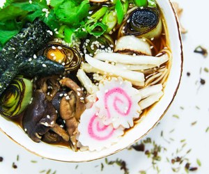 japanese, ramen, and MISO image