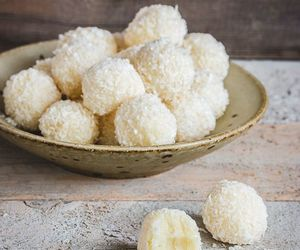 coconut and truffles image