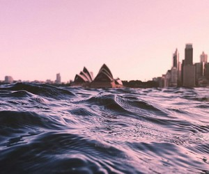 Sydney, ocean, and travel image