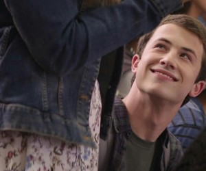 13 reasons why, dylan minnette, and clay jensen image
