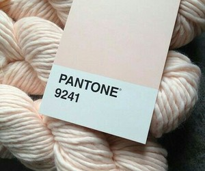 pale, pantone, and pink image