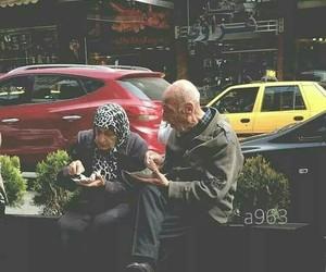 couple, life, and دمشق image