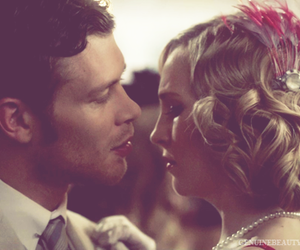 klaroline, the vampire diaries, and beautiful image
