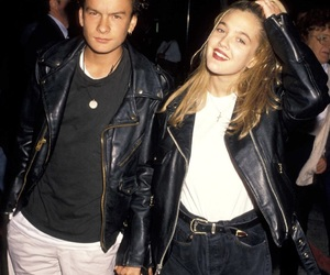90s, drew barrymore, and fashion image