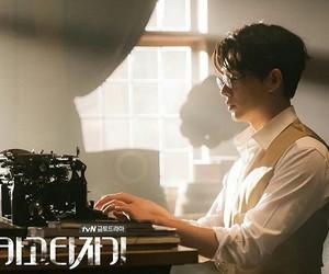 kdrama, yoo ah in, and chicago typewriter image