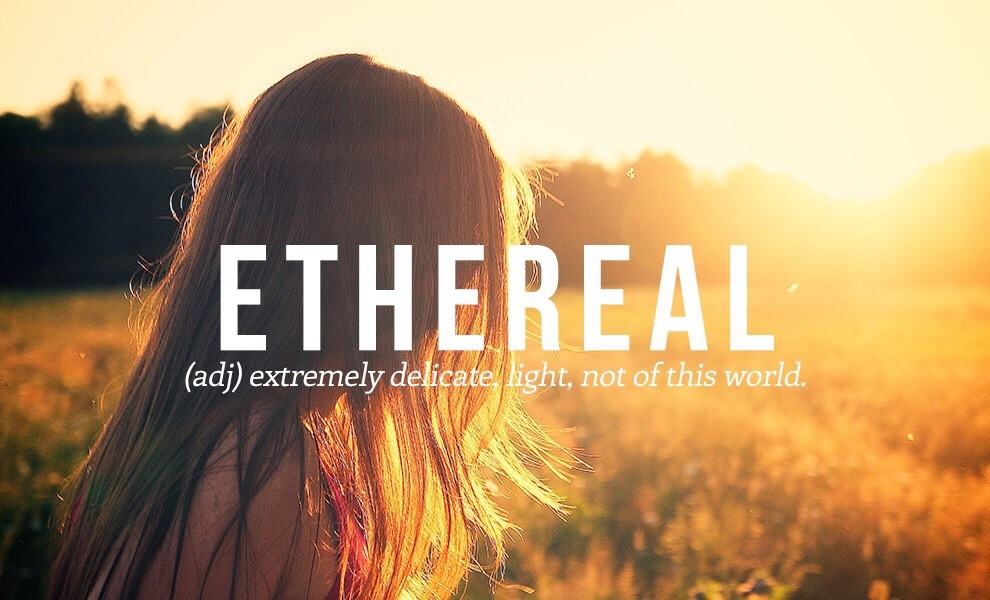 words, ethereal, and quotes image