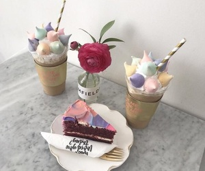 food, aesthetic, and drink image