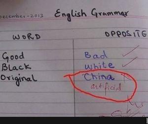 funny, china, and lol image