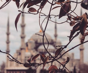 istanbul, beauty, and islam image