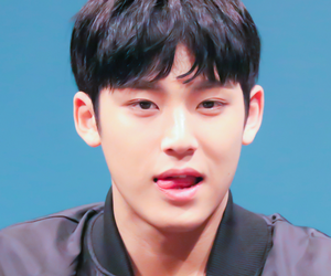 17, mingyu, and kim mingyu image