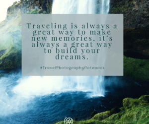 photography, travelersnotebook, and travel image