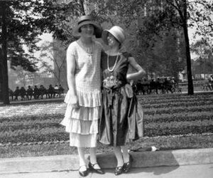 1920s and flapper image