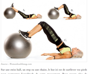 hip thrust, sport, and workout image