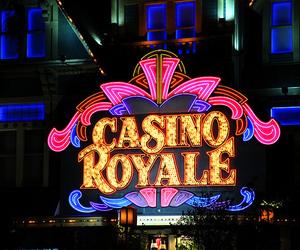 casino and light image