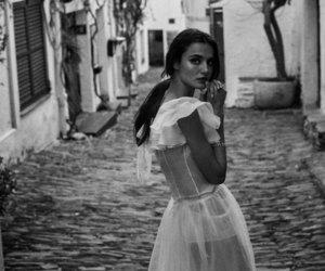 fashion, dress, and blanca padilla image