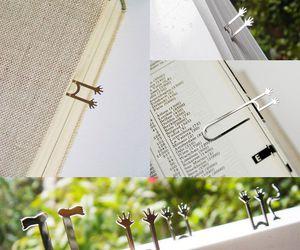 book, bookmark, and design image
