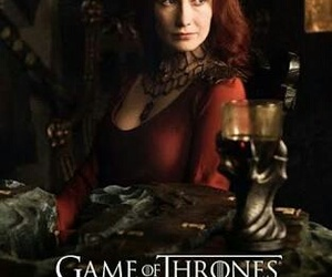 fire, season 2, and melisandre image