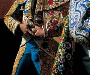 art, arte, and torero image