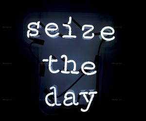 seize the day image