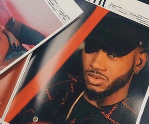 magazine, bryson tiller, and trapsoul image