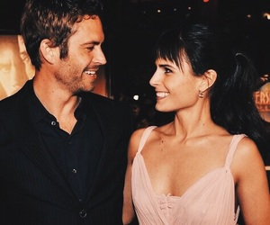 paul walker, jordana brewster, and fast and furious image