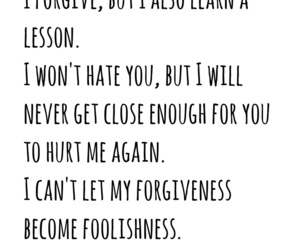 forgiveness, lesson, and quote image