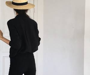 fashion and hat image