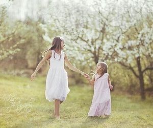 nature, spring, and vintage image