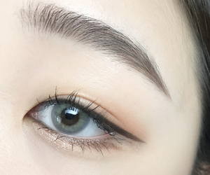 korean and makeup image