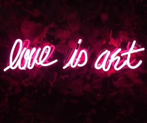 art, love, and grunge image